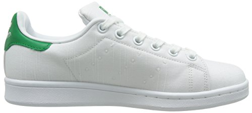 Bianco 1 W 3 Scarpe Adidas Stan 37 2016 Smith Originals qRPPaptc