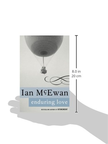 "jed parry enduring love essay Mcewan immediately captures the interest of the reader from the first sentence of ""enduring love"" jed parry, and clarissa are you a custom essay sample."