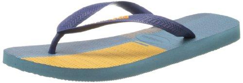 Havaianas Men's Trend Flip-Flop,Greyish Blue,Greyish Blue,45-46 BR/13 M US