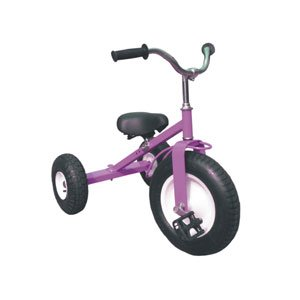 All Terrain Tricycle, Pink, #CART-043P by Ucostore