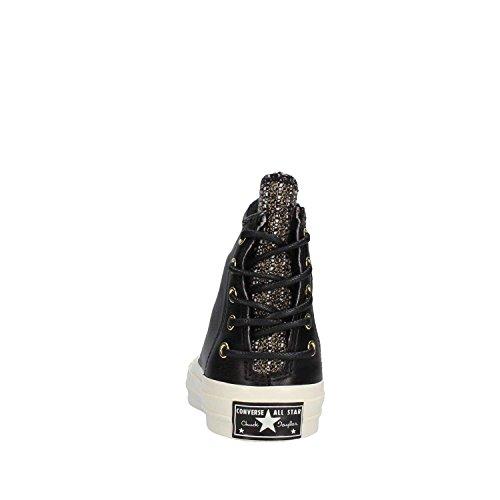 70 Shoes Skateboarding Punk Boot Black 157625 Converse Mens CTAS Egret Hi 45ZaqAw