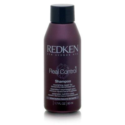 REDKEN Real Control Shampoo 1.7 oz Travel Size Redken Real Control Shampoo