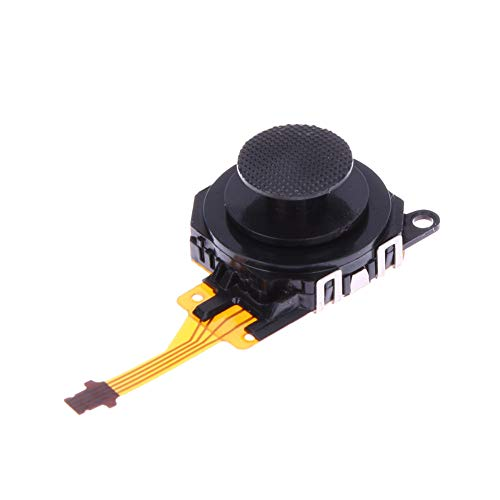 - 3D Analog Button Joystick Console Stick Repair Replacement Game Controller Accessories Parts for Sony PSP 3000 Console