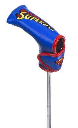 Licensed Superman Putter Cover NEW Nice Item, Outdoor Stuffs