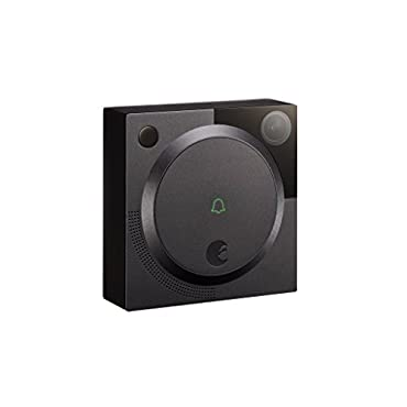 August Doorbell Camera Dark Gray
