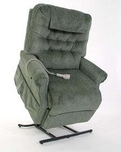 Pride Mobility - GL-358XL Heritage Collection Lift Chair - Sage LC358XL