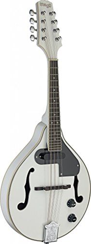 Starion ST-M50 E WH Acoustic-Electric Bluegrass Mandolin - White by Starion