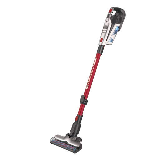 Black+Decker HFEK620J 3-in-1 Upright Vacuum, Red