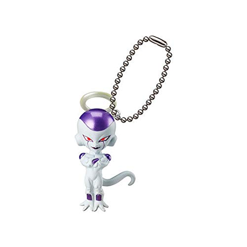 Bandai Gashapon Dragon Ball UDM V-Jump 06 Figure Swing Keychain~Frieza (Dragon Ball Gashapon)
