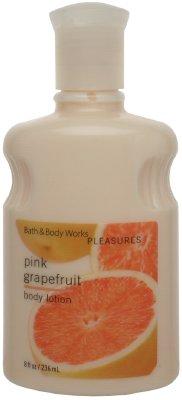 Bath & Body Works Pink Grapefruit Pleasures Collection Bo...