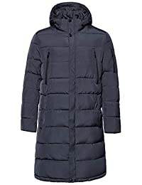 ICEbear Men's Long Down Jacket Winter Parka Quilted Coat Outerwear with Hood