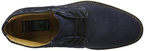 FRETZ men Herren Andrew Desert Boots Blau (32 Blue)