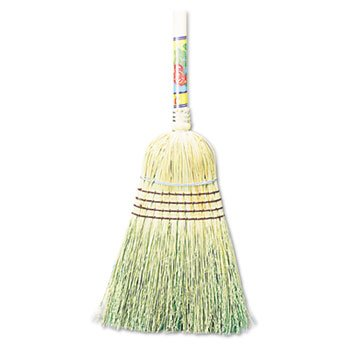 UNISAN Warehouse Broom BROOM,WREHSE,CORN,42''L 14305 (Pack of 6) by LAGASS