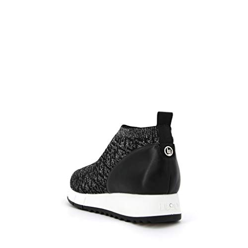 Lurex Nero 39 Sneakers Liu In Jo SwpqZtB