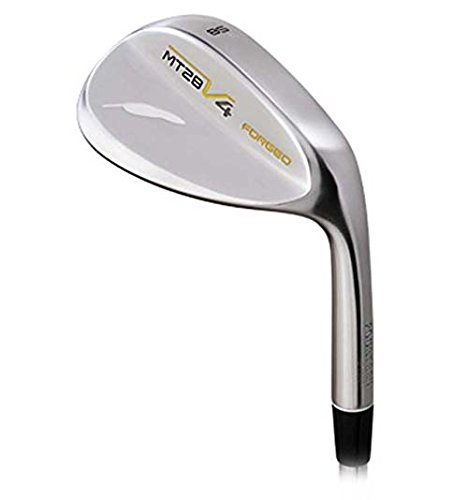 Fourteen Golf MT28 V4 56-Degree Sand Wedge RH Dynamic Gold Steel S200 Satin 56-12 by Fourteen
