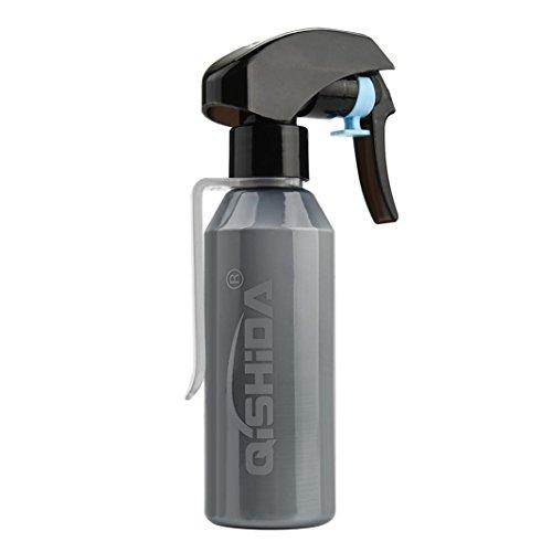 500ML Hairdressing Spray Bottle Salon Barber Hair Tools Water Sprayer (Gray) (Grey Fox Arctic)