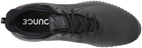 Adidas Performance Mens Alphabounce 1 M Scarpa Da Corsa Nucleo Nero / Carbonio / Nucleo Nero