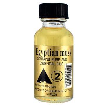 Jehahn Body Oil 4 Oz (Egyptian