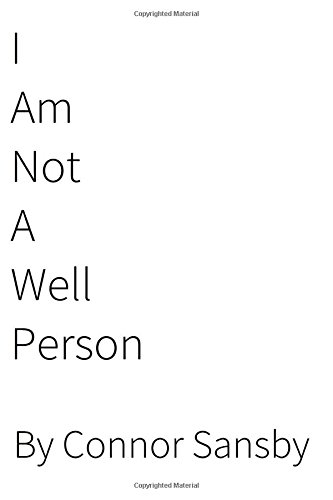 Download I am not a well person ebook