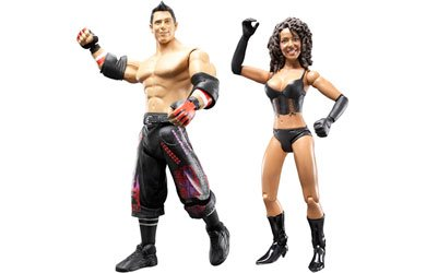 WWE Adrenaline Series 29 - The Miz & Layla by WWE