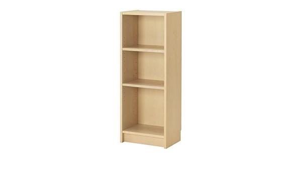 IKEA BILLY - Librero, chapa de abedul: Amazon.es: Hogar