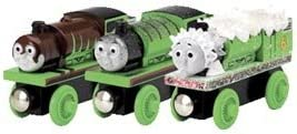 B000HVXHGQ Learning Curve Thomas and Friends: Adventures of Percy 3-Car Pack 31XLjtQCEFL.