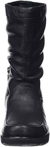 Fitflop Loaff Knee - Botas para mujer Negro - negro