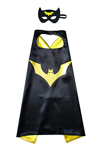 Edition Superhero Capes & Mask for Kids