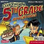 Clue Finders, 5th Grade Adventures, Ages 9-11+, 2 CD-ROMs, Windows & Macintosh
