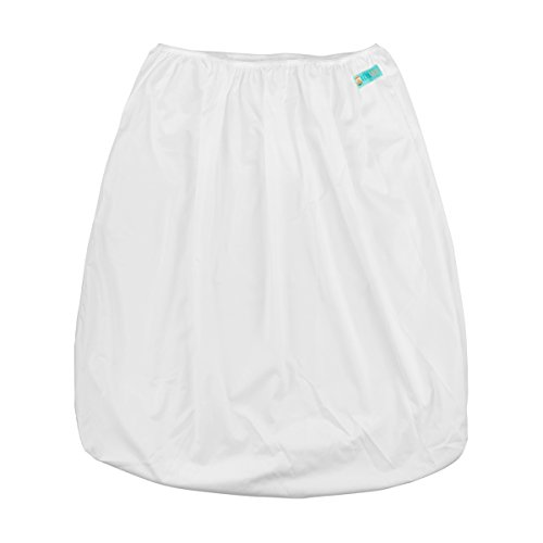 ALVABABY Reusable Diaper Pail Liner for Cloth Diaper,Laundry,Kitchen Garbage Cans(White) PL-B09