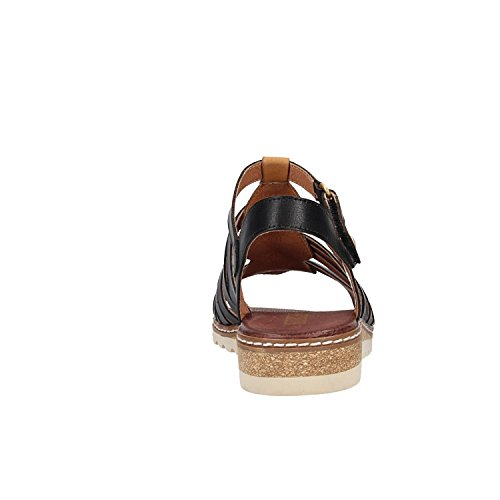 Cuir Pikolinos W1l En Sandale Noir 0505c1 qvfvExrw