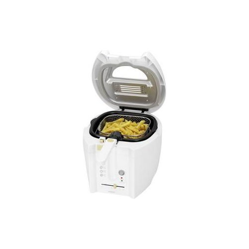Bomann fr2224cb freidora Color Blanco/Amarillo: Amazon.es: Hogar