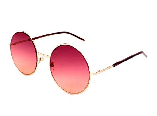 Sunglasses Marc Jacobs 34 /S 0TM0 Gold Copper / V5 burgundy orange - Marc Buy Sunglasses Jacobs