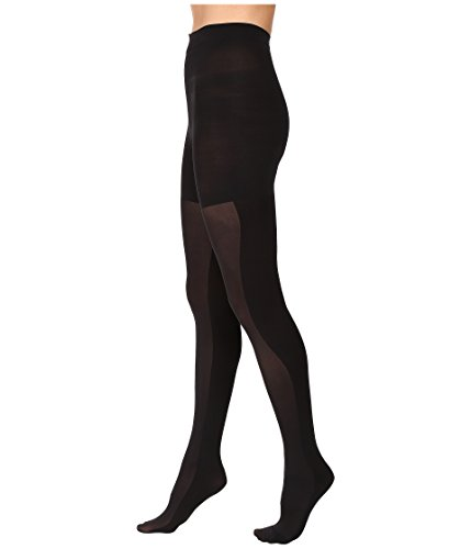 - Spanx Women's Double Take Tights Very Black Tights A