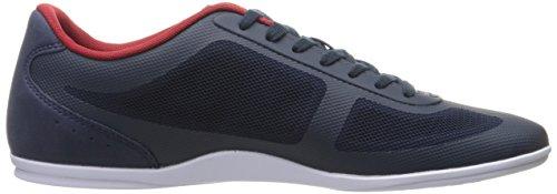 Lacoste Mens Misano Evo 316 1 Spm Fashion Sneaker Blu Scuro