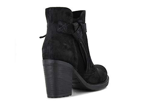 Noir By Crt Pldm 315 Palladium black amp; Bottines Bottes Soria Souples Femme f77SnWU