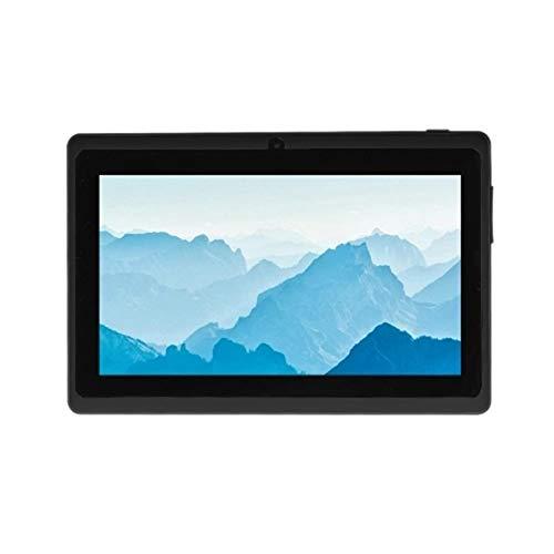 TOOGOO Q8 7 Pulgadas Mali-400 MP2 3G WiFi Business Computer Quad-Core 1.3GHZ Tablet PC para Android 4.4 OS (Negro…