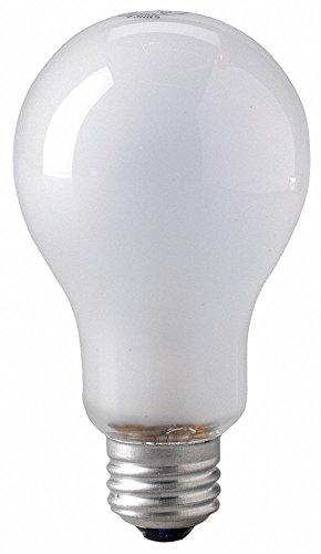 Eiko LED-6-BA9S-W Miniature LED Lamp, Indicator, T3-1/4.18A, 6V, Pack of (Watt Miniature Eiko Light Bulb)