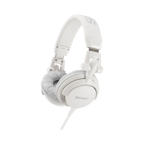 Sony MDR V55/WHI DJ Style Headphones