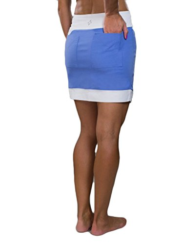 Jofit Lightweight Vortex Slimmer Skort French Blue
