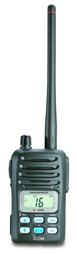 Icom IC-M88 Handheld VHF Marine Radio by Icom