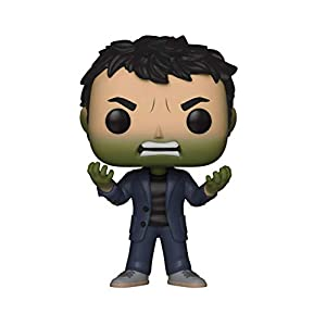 Funko Pop! Marvel: Avengers Infinity War – Bruce Banner with Hulk Head