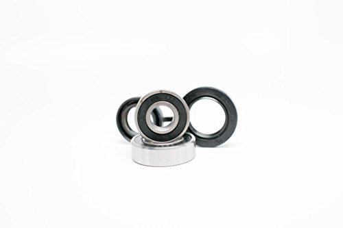 Tomco TC25-1044 Front Wheel Bearing & Seal Kit