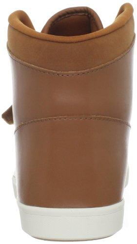 Reebok Mens Dibello Mitten Spets-up Mode Sneaker Brun Malt / Os Creme