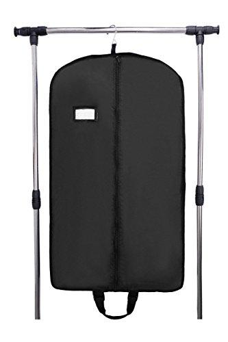 Magictodoor Travel Garment Bag 40'' for Suit/Dress w/Adjustable Handle by Magictodoor (Image #5)