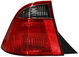 TYC 11-6094-01 Ford Focus Driver Side Replacement Tail Light Assembly
