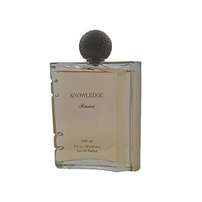 Rasasi Knowledge Pour Homme Eau De Parfum/ Perfume For Men 100 ML