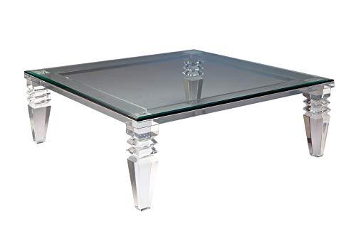 Swell Amazon Com Luxe Furniture 54 Portofino Cocktail Table Creativecarmelina Interior Chair Design Creativecarmelinacom