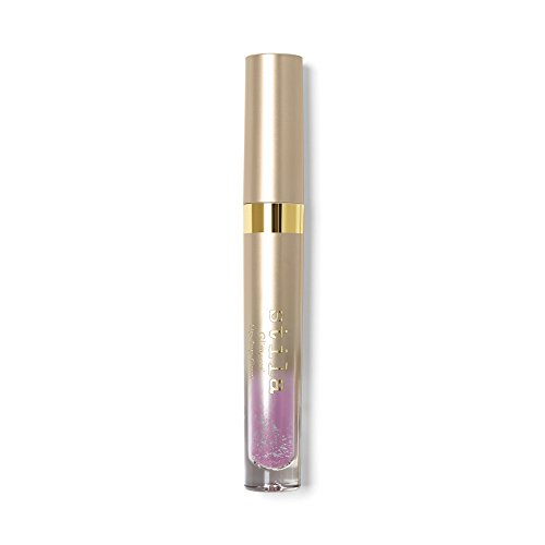 Coat Top Lip - stila Glitterati Lip Top Coat Lipstick, Entice