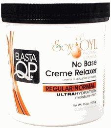 - Elasta QP Soy Oyl No Base Creme Relaxer - Regular